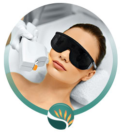 IPL (Intensed Pulsed Light) - Skin Care Treatment Vancouver and Anti-Aging Med Spa at Coquitlam, BC