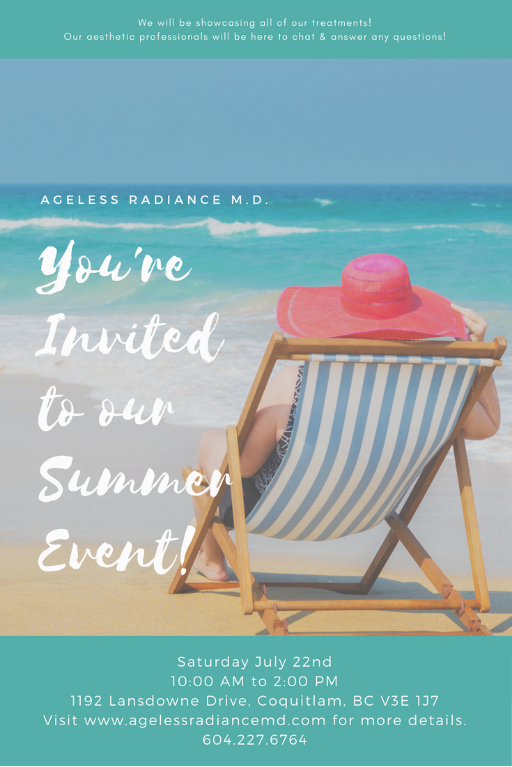 You`re Invited to our Summer Event!